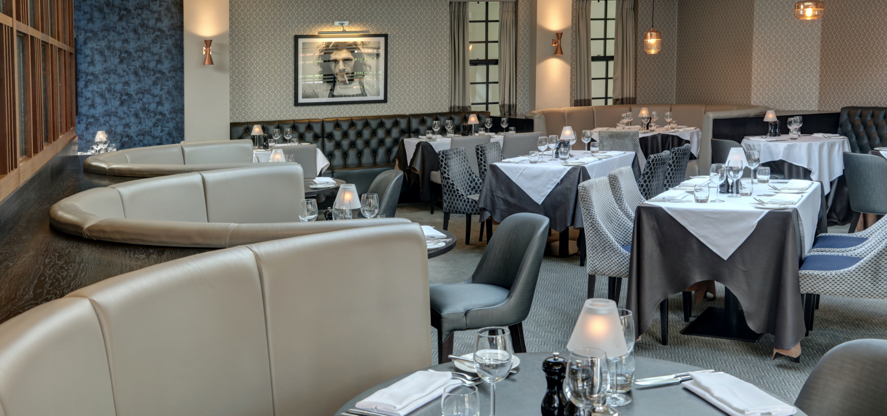 Marco Pierre White Steakhouse & Grill Manor Hotel