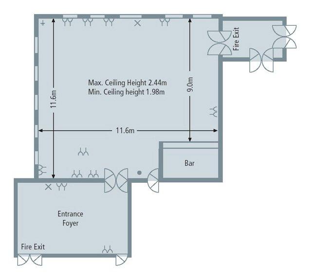 Cedars Floor Plan