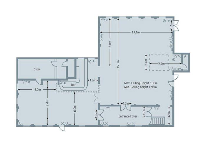 Guernsey Floor Plan