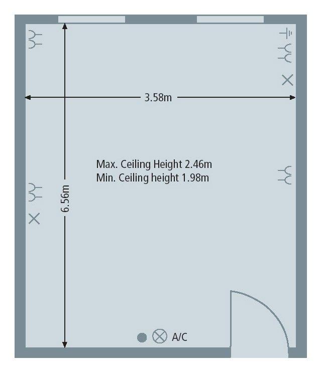 Quarry Bends & Quarter Bridge Floor Plan